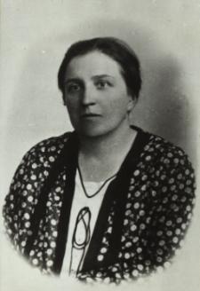 Helena z Kuczyńskich Wędrychowska właścicielka majątku w Witulinie [fotografia]