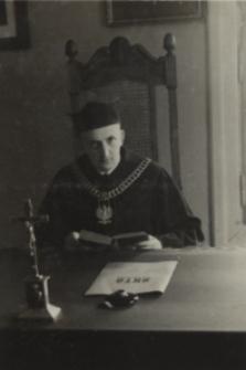 Romuald Zmaczyński sędzia Sądu Grodzkiego w Janowie Podlaskim [fotografia]