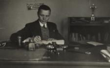 Franciszek Pasternak pracownik Sądu Grodzkiego w Janowie Podlaskim [fotografia]