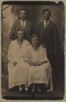Młodzi mieszkańcy Białej Podlaskiej [fotografia]