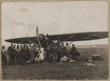 Samolot Podlaskiej Wytwórni Samolotów [fotografia]