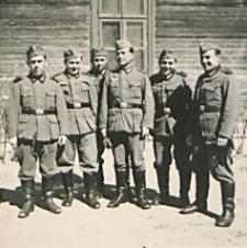 Żołnierze niemieccy w Białej Podlaskiej [fotografia]