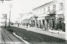 Plac Wolności w Białej Podlaskiej w okresie I wojny światowej [fotografia]