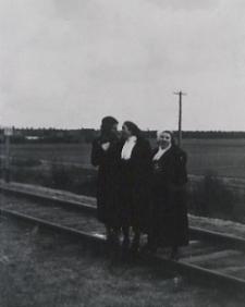 """Nasyp kolejowy od strony osiedla """"Pieńki"""" w Białej Podlaskiej [fotografia]"""