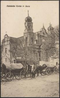 Russiche Kirche in Biala [pocztówka]