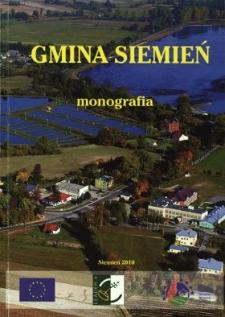 Gmina Siemień : monografia