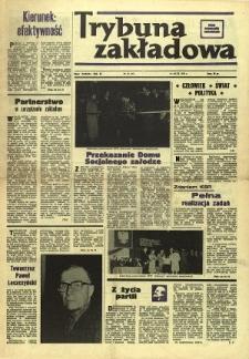 Trybuna Zakładowa : organ samorządów robotniczych R. 2 (1978) nr 22