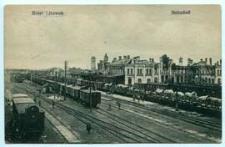 Brest-Litowsk - Bahnhof