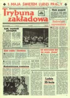 Trybuna Zakładowa : organ samorządów robotniczych R. 3 (1979) nr 8