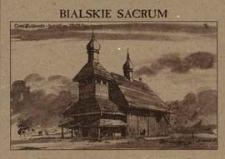 Bialskie sacrum : Ortel Królewski - kościół pw. NMP Różańcowej [dokument ikonograficzny]