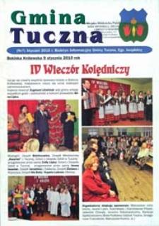Gmina Tuczna : Biuletyn Informacyjny Gminy Tuczna Nr 7 (styczeń 2010)