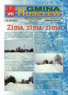 Gmina Huszlew Nr 2 (2010)