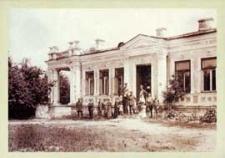 Biała Podlaska - dworek Aleszki, 1919 r.