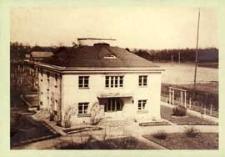 """Biała Podlaska - ulica Kościuszki, """"Lydia"""" dom Aleksandra Próchnickiego, 1933 r."""