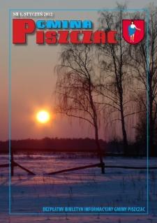 Gmina Piszczac : Bezpłatny Biuletyn Informacyjny Gminy Piszczac (styczeń 2012) nr 1