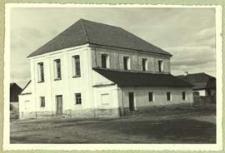Nieistniejąca synagoga żydowska w Janowie Podlaskim [dokument ikonograficzny]