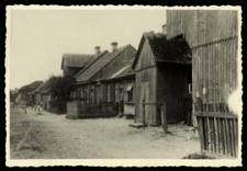Domy żydowskie w Terespolu [dokument ikonograficzny]