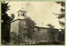 Kościół Zmartwychwstania Pańskiego w Kopytowie [dokument ikonograficzny]