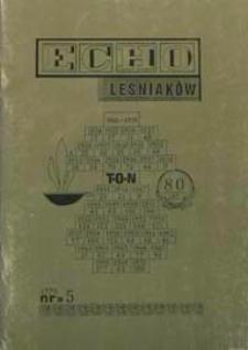 Echo Leśniaków Nr 5 (1996)