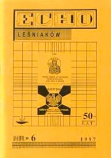 Echo Leśniaków Nr 6 (1997)