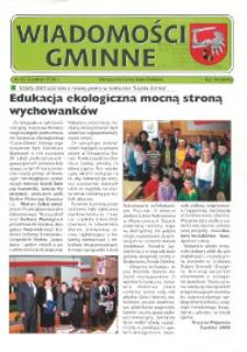 Wiadomości Gminne : miesięcznik gminy Biała Podlaska R. 12 (2010) nr 12