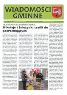 Wiadomości Gminne : miesięcznik gminy Biała Podlaska R. 13 (2011) nr 1