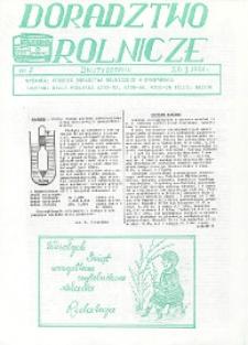 Doradztwo Rolnicze R.2 (1991) nr 7