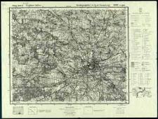 Mapa topograficzna Polski : Brześć Pas 40 Słup 37