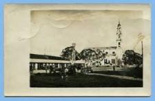 Oszmiana - kościół pw. Sw. Michała Archanioła [dokument ikonograficzny]