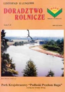 Doradztwo Rolnicze R. 10 (1999) nr 11 (134)