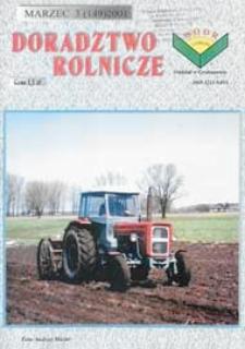 Doradztwo Rolnicze R. 12 (2001) nr 3 (149)