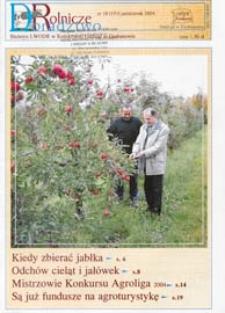 Doradztwo Rolnicze R. 15 (2004) nr 10 (191)