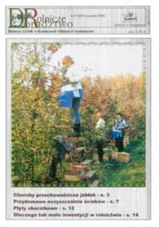 Doradztwo Rolnicze R. 16 (2005) nr 9 (202)