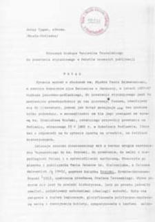 Stosunek biskupa Beniamina Szymańskiego do powstania styczniowego w świetle nowszych publikacji