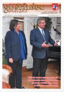 Gościniec Bialski : czasopismo samorządu powiatu bialskiego R. 11 (2012) nr 10 (102)