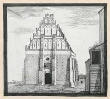 Cerkiew zamkowa w Kodniu nad Bugiem [dokument ikonograficzny]