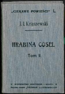 Hrabina Cosel : powieść. T. 2