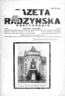 Gazeta Radzyńska R. 3 (1935) nr 10