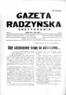 Gazeta Radzyńska R. 3 (1935) nr 12