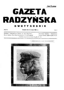 Gazeta Radzyńska R. 3 (1935) nr 9