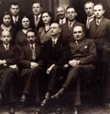 Zarząd Miasta Biała Podlaska i pracownicy magistratu [fotografia]