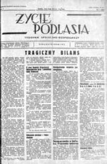 Życie Podlasia: pismo społeczno-gospodarcze R. 2 (1935) nr 1 (36)