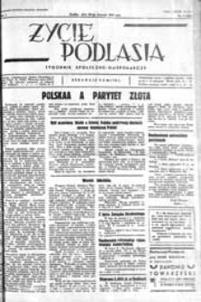 Życie Podlasia: pismo społeczno-gospodarcze R. 2 (1935) nr 3 (38)