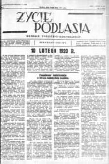 Życie Podlasia: pismo społeczno-gospodarcze R. 2 (1935) nr 6 (41)