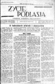 Życie Podlasia: pismo społeczno-gospodarcze R. 2 (1935) nr 8 (43)
