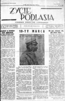 Życie Podlasia: pismo społeczno-gospodarcze R. 2 (1935) nr 11 (46)