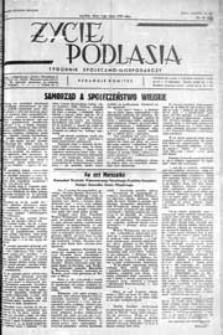 Życie Podlasia: pismo społeczno-gospodarcze R. 2 (1935) nr 27 (62)