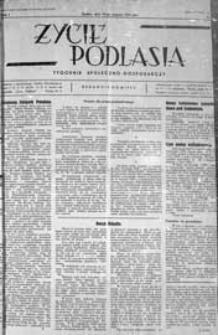 Życie Podlasia: pismo społeczno-gospodarcze R. 1 (1934) nr 16