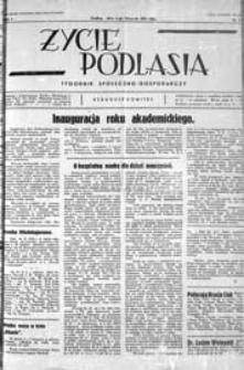 Życie Podlasia: pismo społeczno-gospodarcze R. 1 (1934) nr 27