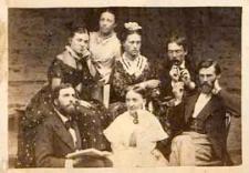 Rodzina Józefa Ignacego Kraszewskiego [dokument ikonograficzny]